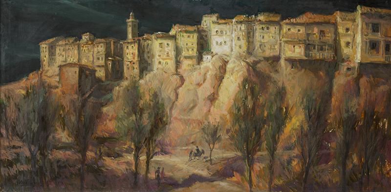 S-0001-17-Ajuntament Xabia-cultura-931-B-Soler Blasco: pintor i activista cultural I