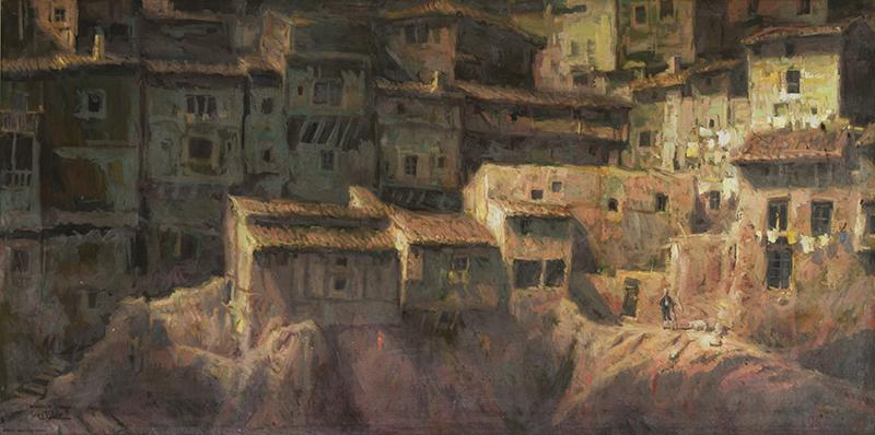 S-0001-17-Ajuntament Xabia-cultura-934-B-Soler Blasco: pintor i activista cultural I